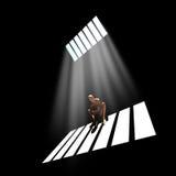 prisoner Royalty Free Stock Photography