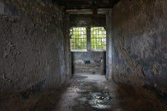Cell window Stock Photo