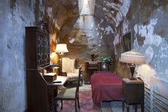 Cella di Capone di Al a Penn orientale Fotografia Stock