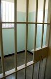Cella di Nelson Mandela Fotografia Stock