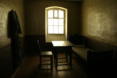 Cella di prigione Immagine Stock Libera da Diritti