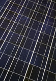 Cella fotovoltaica Immagine Stock
