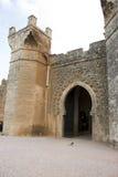 Cellah - palacio romano antiguo Foto de archivo