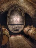 Cellar Royalty Free Stock Photo