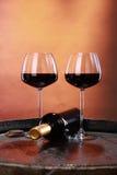 Cellar wine Royalty Free Stock Image