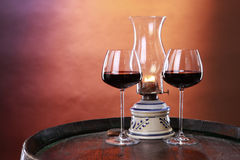 Cellar wine Royalty Free Stock Photography