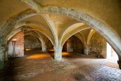 Cellarium Mottisfont Abbey Hampshire England lizenzfreie stockbilder