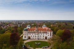 Celle城堡 库存照片