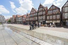 Celle,德国 免版税库存图片