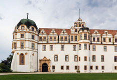 Celle Castle, Germany Royalty Free Stock Images