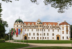 Celle Castle, Germany Stock Photography