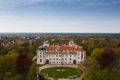 Celle castle Stock Photos