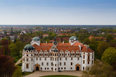 Celle castle Royalty Free Stock Photo