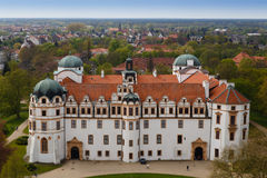 Celle castle Stock Photo