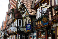 Celle half-timbered houses Royalty Free Stock Photography