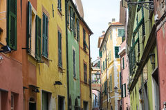 Celle Ligure Stock Photo