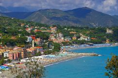 Celle Ligure Stock Images