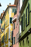 Celle Ligure Royalty Free Stock Photo