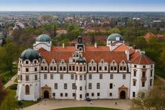 Celle slott Arkivfoto