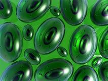 Cellen stock illustratie