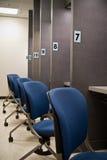 Cellen van het examen 7 - 12 Stock Afbeelding
