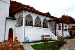 Celler av den Suzana kloster Royaltyfri Bild