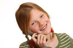 cellflickatelefon Royaltyfri Foto