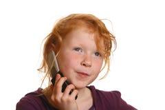 cellflickatelefon med Arkivfoto