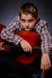 cellist foto de stock royalty free