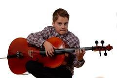 cellist imagens de stock royalty free