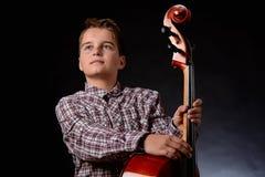 cellist imagem de stock