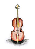 Cello Stock Image
