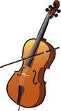 Cello stock illustratie