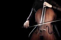 Cello. Stock Photo