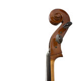 Cello close up Royalty Free Stock Photography