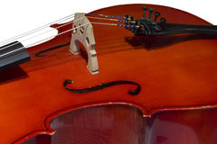 Cello detail Royalty Free Stock Photos