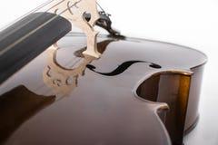 Cello. Image of a Cello on a white seamless background royalty free stock image