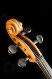 Cello oder Violoncello Lizenzfreies Stockbild