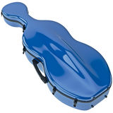 Cello plastic case Royalty Free Stock Images