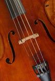 Cello or violin Royalty Free Stock Photo