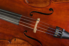 Cello or violin Stock Photos