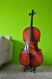 Cello, violoncello Royalty Free Stock Photography