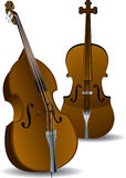 Cellos Stock Image