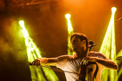 2cellos Stjepan Hauser Photographie stock libre de droits