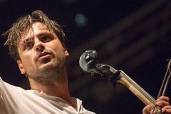 2cellos Stjepan Hauser Foto de Stock Royalty Free