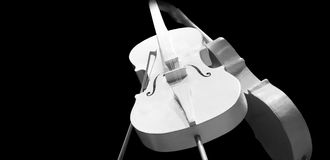 Cellos Royalty Free Stock Image