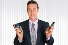 Cellphone Royalty Free Stock Photo