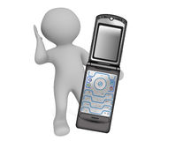 Cellphone Royalty Free Stock Photography