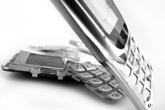 Cellphone Stock Afbeelding