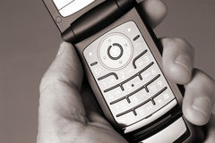 Cellphone Stock Image